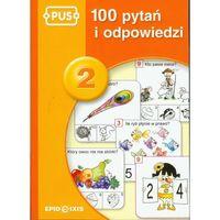Książki dla dzieci, PUS 100 pytań i odpowiedzi 2 (opr. miękka)