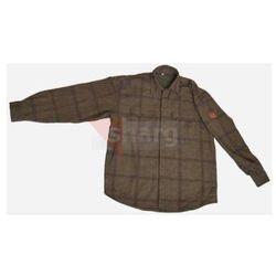 Koszula Harkila Hunter Sarek Krata Men 70% Wool 30% Długi Rękaw - 177674 L