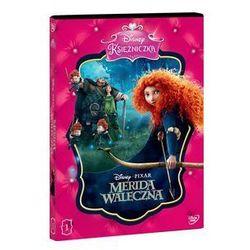 Disney Księżniczka. Merida Waleczna [DVD]