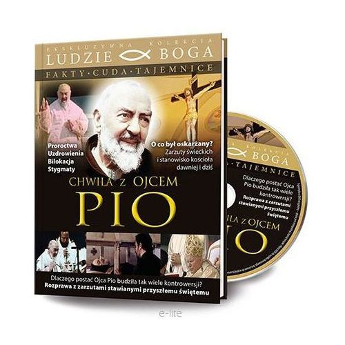 Filmy religijne i teologiczne, CHWILA Z OJCEM PIO + Film DVD