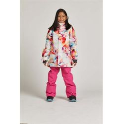 kurtka NIKITA - Girls Hawthorne Jacket Print Electric (ELC)
