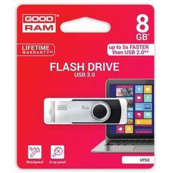 Pendrive GoodRam UTS3 8GB (UTS3-0080K0R11) Darmowy odbiór w 19 miastach!