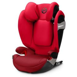 cybex GOLD Fotelik samochodowy Solution S-Fix Rebel Red-red