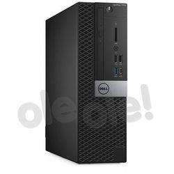 Zestaw komputerowy Dell OptiPlex 7050 SFF (N007O7050SFF02) Darmowy odbiór w 21 miastach!