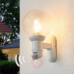 STEINEL L 560 B - lampa z czujnikiem ruchu i zmierzchu biała 634315