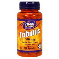 Tribulus 500mg 100 kaps.