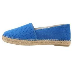 Espadrij l´originale CLASSIC VELOUR HIGH PERFORE Espadryle royal