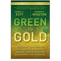 Biblioteka biznesu, Green to Gold (opr. miękka)