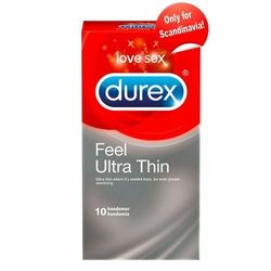Durex Feel Ultra Thin 10