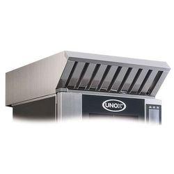 Okap z kondensatorem pary do pieców Cheftop MindMaps 1/1GN | 750x960x(H)240mm | 230V | 100W