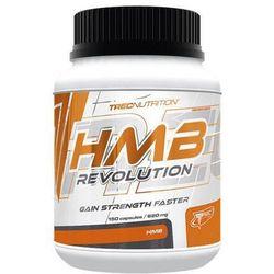 Aminokwasy TREC HMB Revolution 150kaps Najlepszy produkt Najlepszy produkt tylko u nas!