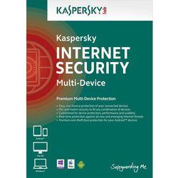 Oprogramowanie antywirusowe Kaspersky Internet Security Multi-Device 2Y upg produkt cyfrowy ESD 3D - KL1941PCCDR- Zamów do 16:00, wysyłka kurierem tego samego dnia!