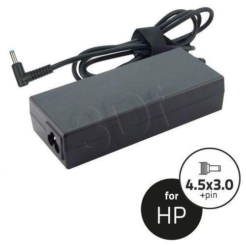 Zasilacze do notebooków, Zasilacz do HP/Compaq 19.5V 3.33A, 65W, 4.5*3.0 +pin