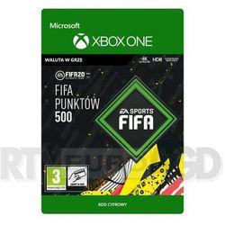 FIFA 20 500 Punktów Xbox One