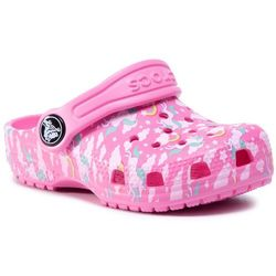 Klapki CROCS - Classic Majesticcreature Cg Ps 206547 Pink Lemonade