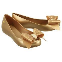 MELISSA 32252 ULTRAGIRL SWEET XIV AD 19701 gold, baleriny damskie - Złoty