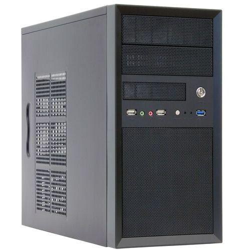 Obudowy do komputerów, Obudowa Chieftec CT-01B-OP (CT01BOP) Darmowy odbiór w 21 miastach!
