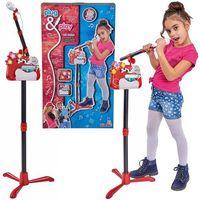 Instrumenty dla dzieci, Zestaw muzyczny 2w1 MMW Plug&Play