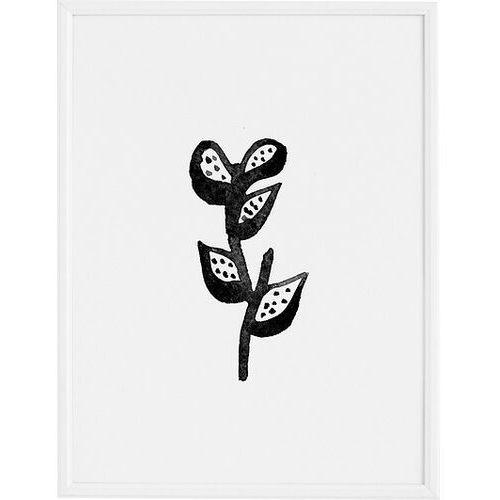 Plakaty, Plakat Plant 21 x 30 cm
