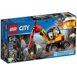 60185 KRUSZARKA GÓRNICZA (Mining Power Splitter) KLOCKI LEGO CITY wyprzedaż