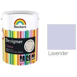 BECKERS DESIGNER COLOUR- farba lateksowa, Lavender, 5 l