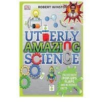 Książki do nauki języka, Utterly Amazing Science - wysyłamy w 24h (opr. twarda)