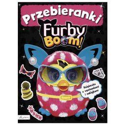 Furby Boom! Przebieranki Książeczka z wycinankami i naklejkami - Praca Zbiorowa