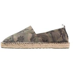 Replay WARET Espadryle millitary green