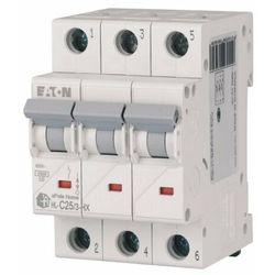 HN-C16/3 Wyłącznik nadprądowy 6kA (*) EATON