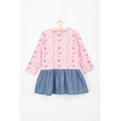 Sukienka dla niemowlaka 6K3702 Oferta ważna tylko do 2023-08-03