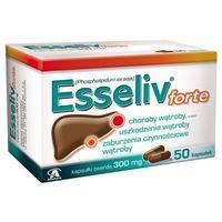Leki na wątrobę, ESSELIV Forte 0,3 x 50 kapsułek