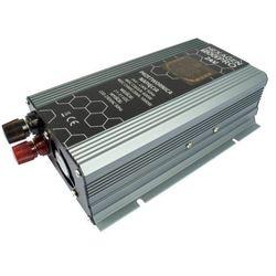 HEX 1000 PRO 24 V przetwornica samochodowa 500W/1000W 24V / 230V