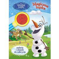 Książki dla dzieci, Magiczna lupka Kraina Lodu /PIK-2/ (opr. broszurowa)