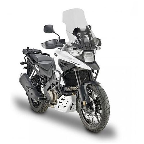 Pozostałe akcesoria do motocykli, Kappa kd3117st szyba suzuki 57,5x50,5 cm przezroczysta