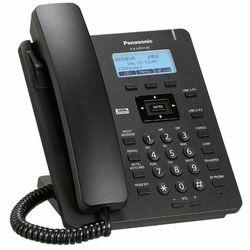 Telefon Panasonic ENTRY SIP-TERMINAL BLACK - KX-HDV130NEB Szybka dostawa! Darmowy odbiór w 21 miastach!