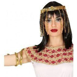 Biżuteria Kleopatry, zestaw opaski i bransolety