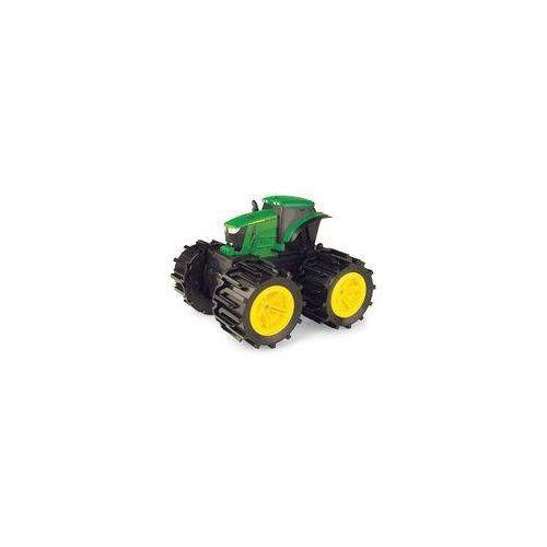 Traktory dla dzieci, John Deere Traktor mega wielkie opony