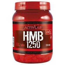 ACTIVLAB HMB 1250 XXL Tabs - 230tabs