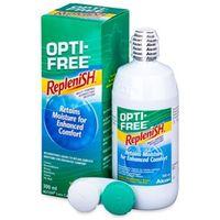 Płyny pielęgnacyjne do soczewek, Płyn OptiFree Replenish 300ml