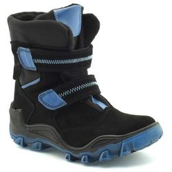 Buty zimowe dla dzieci Kornecki 06393 Czarne