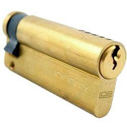 Wkładka jednostronna LOB STD 30/9 mosiądz do samodzielnego montaż