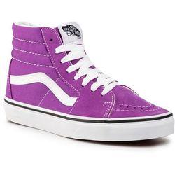 Sneakersy VANS - Sk8-Hi VN0A4BV68ZP1 Dewberry/True White