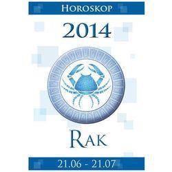 Rak Horoskop 2014 - Krogulska Miłosława, Podlaska-Konkel Izabela (opr. miękka)
