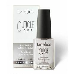 Kinetics CUTICLE OFF Preparat do usuwania skórek