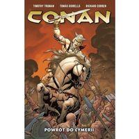 Literatura młodzieżowa, Conan t.3 powrót do cymerii - praca zbiorowa