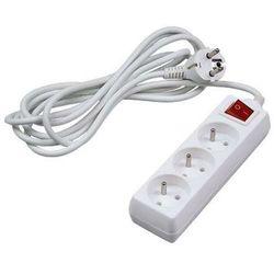 DPM SOLID Przedłużacz z uziemieniem 3G 1,5m PP01