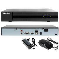 Rejestratory przemysłowe, Rejestrator cyfrowy sieciowy IP HWN-4108MH Hikvision Hiwatch