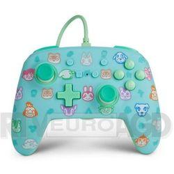 PowerA Switch Pad bezprzewodowy Animal Crossing New Horizons