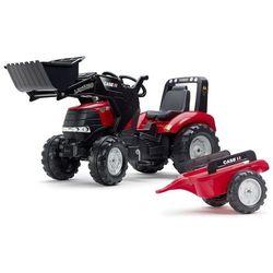 FALK Traktor CASE IH PUMA 240CVX z Przyczepą i Ład - DROGO? NEGOCJUJ NA STRONIE!