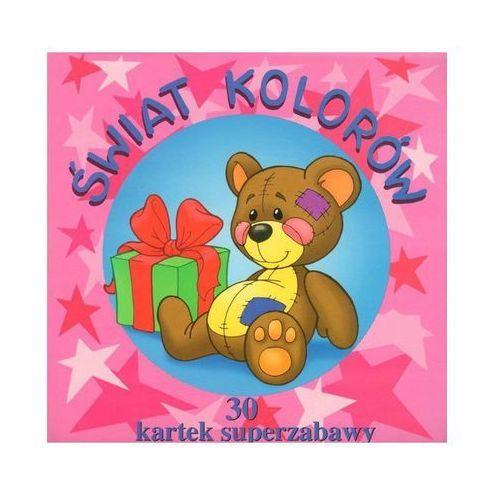 Książki dla dzieci, Świat kolorów. - Mariola Budek - Zaufało nam kilkaset tysięcy klientów, wybierz profesjonalny sklep (opr. broszurowa)